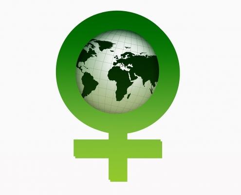 Ecofeminismo, feminismo valor, asociación burgalesa
