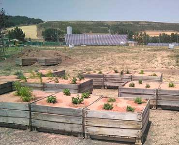 ambientalizacion de espacios huerteco