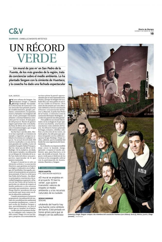 Un récord verde